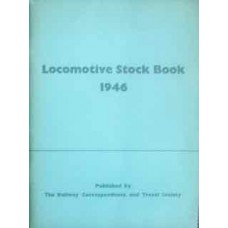 Locomotive Stock Book 1946 (RCTS)