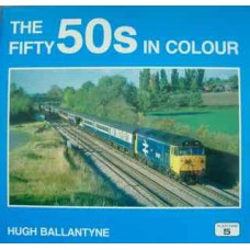 The Fifty 50s In Colour (Ballantyne)
