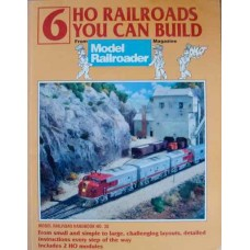 6 HO Railroads You Can Build (Hayden)