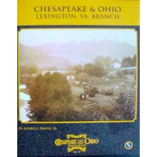 Chesapeake & Ohio Lexington, VA. Branch (Kresse) (HS13)
