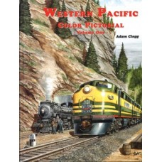 Western Pacific Color Pictorial: Volume One (Clegg)