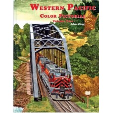 Western Pacific Color Pictorial: Volume Two (Clegg)