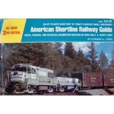 American Shortline Railway Guide 3rd Edition (Lewis)