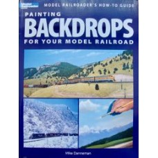 Painting Backdrops For Your Model Railroad (Danneman)