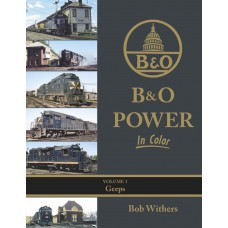 B&O Power In Color Volume 3 Geeps (Withers)