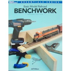 Basic Model Railroad Benchwork 2nd Edition (Wilson)