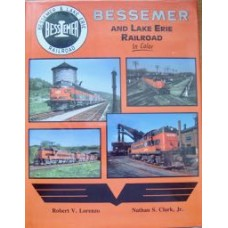 Bessemer and Lake Erie Railroad In Color (Lorenzo)