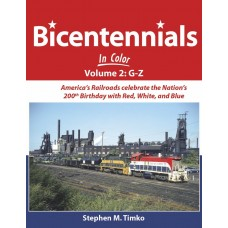 Bicentennials In Color Volume 2: G-Z  (Timko)