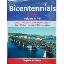 Bicentennials In Color Volume 1: A-F (Timko) vg