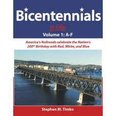 Bicentennials In Color Volume 1: A-F (Timko)