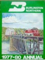 Burlington Northern 1977-80 Annual (Wagner)