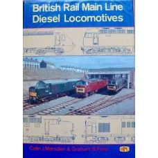 British Rail Main Line Diesel Locomotives (Marsden)