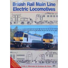 British Rail Main Line Electric Locomotives (Marsden)