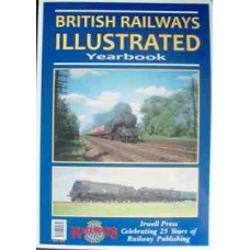 British Railways Illustrated Yearbook 2013