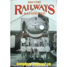 British Railways Illustrated Annual No. 13 (Hawkins)