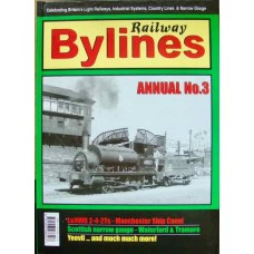 Railway Bylines Annual Number 3