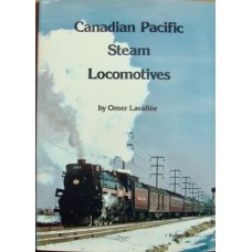 Canadian Pacific Steam Locomotives (Lavallee)