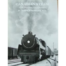 Canadian Steam in the Prairies, Towns & Cities (Boreskie)