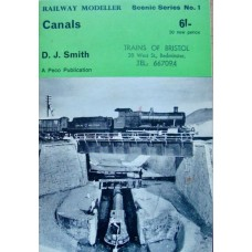 Railway Modeller Scenic Series No.1 Canals (Smith)