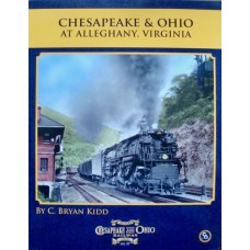 Chesapeake & Ohio At Alleghany, Virginia (Kidd) (HS23)