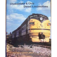 Chesapeake & Ohio Diesel Locomotives (Shaver)