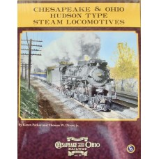 Chesapeake & Ohio Hudson Type Steam Locomotives (Parker) (HS20)