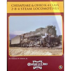 Chesapeake & Ohio K-4 Class 2-8-4 Steam Locomotives (Dixon) (HS1)