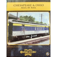 Chesapeake & Ohio Mail By Rail (Dixon) (HS14)