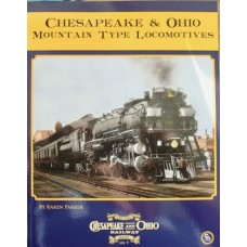 Chesapeake & Ohio Mountain Type Locomotives (Parker) (HS9)