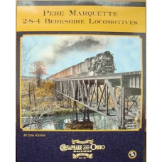 Pere Marquette 2-8-4 Berkshire Locomotives (Kehn) (HS24)