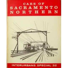 Cars Of Sacramento Northern (Swett)