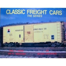 Classic Freight Cars The Series Vol 7: More 40ft Boxcars (Maywald)