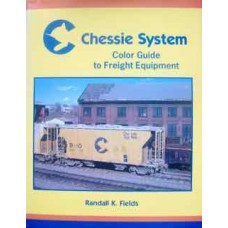 Chessie System Color Guide to Freight Equipment (Fields)
