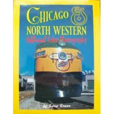 Chicago & North Western Official Color Photography (Green)