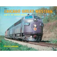 Chicago Great Western Iowa In The Merger Decade (Hastings)