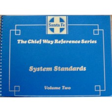 The Chief Way Reference Series. System Standards Volume Two (SFRH&MS)