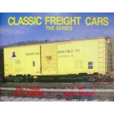 Classic Freight Cars: The Series Vol 7: More 40 Ft. Box Cars (Maywald)