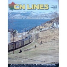 CN Lines 63 Vol 17/2 (CNR Historical Association)