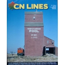 CN Lines 64 Vol 17/3 (CNR Historical Association)