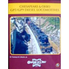 Chesapeake & Ohio GP7/GP9 Diesel Locomotives (Dixon) (HS3)