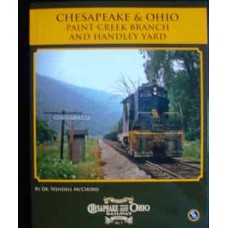 Chesapeake & Ohio Paint Creek Branch And Handley Yard (McChord) (HS7)