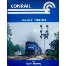 Conrail Volume 2: 1983-1990 (Hartley)