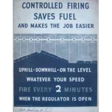 Controlled Firing Saves Fuel And Makes The Job Easier (LMSR)