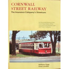 Cornwall Street Railway. The Insurance Company's Streetcars (Clegg)