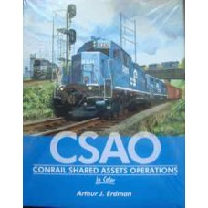 Conrail Shared Assets Operations In Color (Erdman)