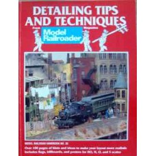 Detailing Tips And Techniques From Model Railroader Magazine (Various)