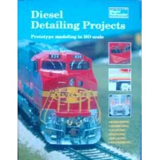 Diesel Detailing Projects: Prototype Modeling in HO scale (Johnson)