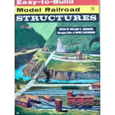 Easy-to-Build Model Railroad Structures (Anderson)