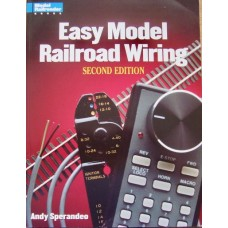 Easy Model Railroad Wiring Second Edition (Sperandeo)