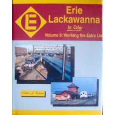 Erie Lackawanna In Color Volume 9: Working the Extra List (Erdman)